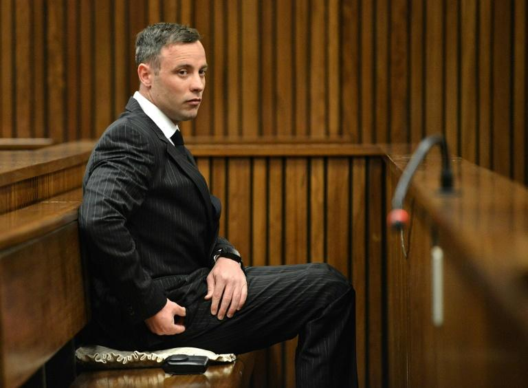 South African Paralympian Oscar Pistorius was originally convicted of culpable homicide -- the equivalent of manslaughter -- but his conviction was upgraded to murder on appeal