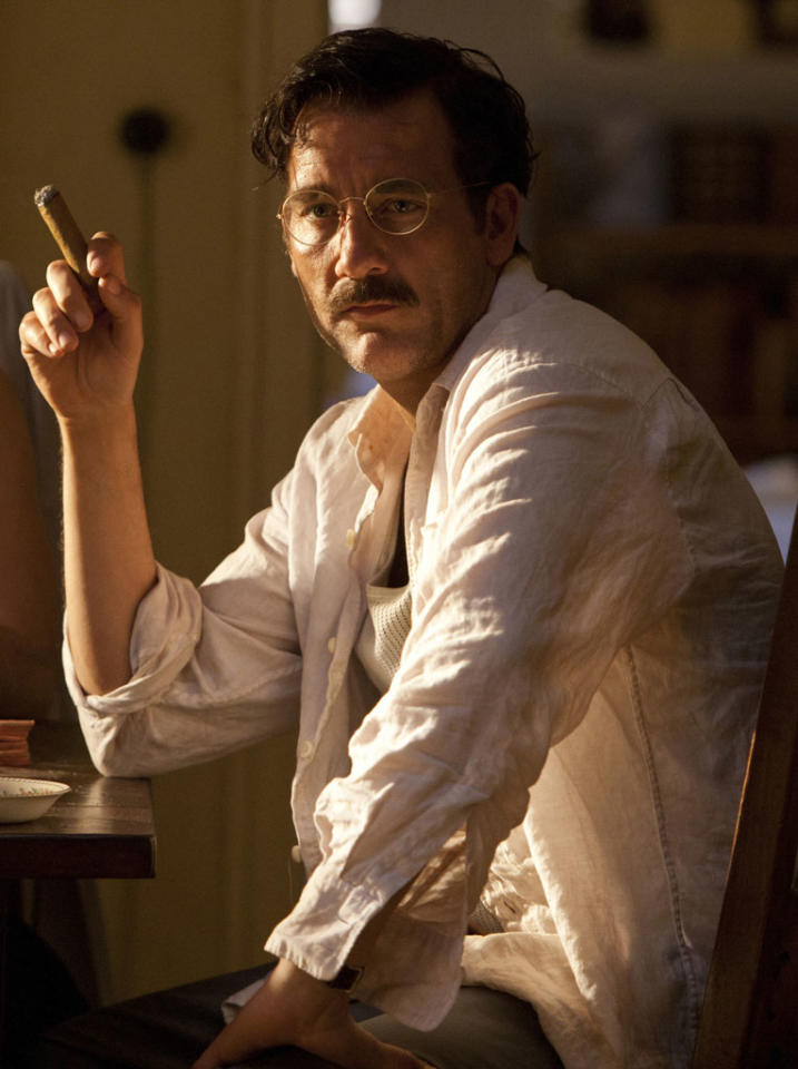 "Outstanding Actor in a Miniseries or Movie: Clive Owen, ""Hemingway & Gellhorn"""