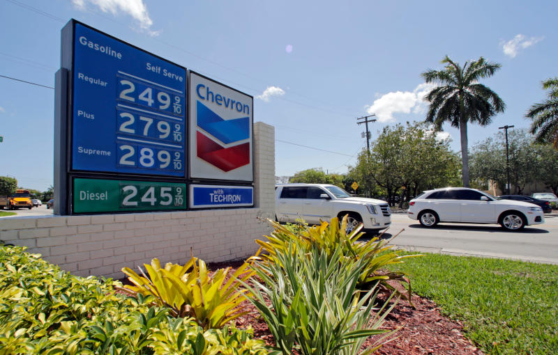 Grows Stake in Chevron Co. (CVX)