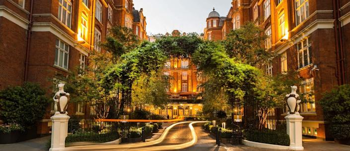 """During the 1950s, St. Ermin's in Westminster was a frequent home to English intelligence who met with Russian spies at the hotel's posh bar to trade information. The hotel was also used by MI6, the British secret service, as a safe house for informants. One popular legend, yet to be debunked, is the existence of a hidden tunnel leading from the hotel to nearby Palace of Westminster. <em>Rooms start at around $255</em>; <a rel=""""nofollow noopener"""" href=""""http://www.sterminshotel.co.uk/"""" target=""""_blank"""" data-ylk=""""slk:sterminshotel.co.uk/"""" class=""""link rapid-noclick-resp"""">sterminshotel.co.uk/</a>"""
