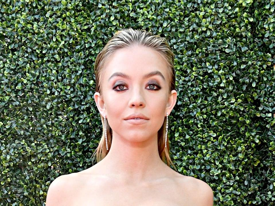 Sydney Sweeney has been supported by fans after being trolled by horrible commentsGetty Images for MTV