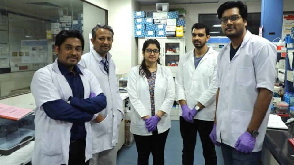 The Institute of Genomics and Integrative Biology team behind the new test