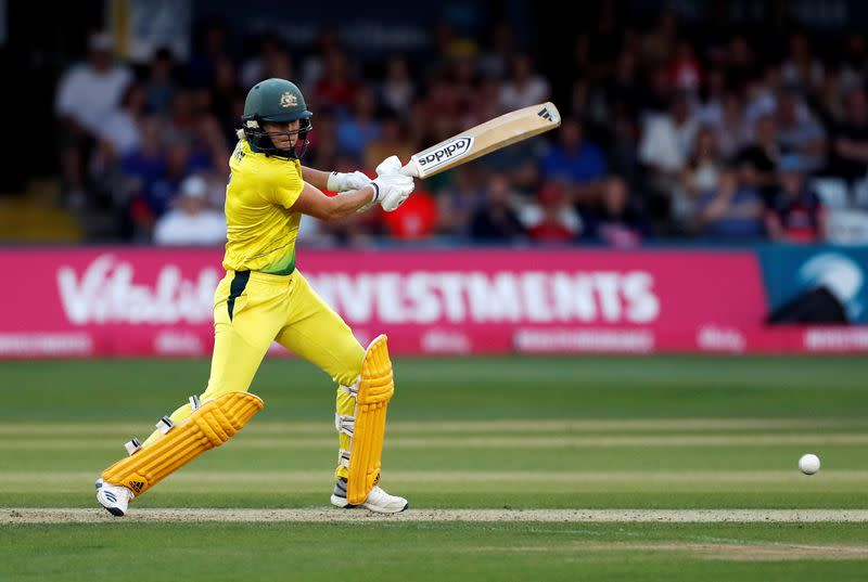 Australian Perry's fitness still in doubt ahead of New Zealand matches