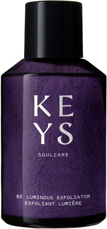 """<h3>Keys Soulcare Be Luminous Exfoliator<br></h3><br><a href=""""https://www.refinery29.com/en-us/2016/10/125598/alicia-keys-no-makeup-routine"""" rel=""""nofollow noopener"""" target=""""_blank"""" data-ylk=""""slk:Alicia Keys"""" class=""""link rapid-noclick-resp"""">Alicia Keys</a> teamed up with <a href=""""https://www.keyssoulcare.com/body/the-skin-self-connection-with-dr-renee-snyder.html"""" rel=""""nofollow noopener"""" target=""""_blank"""" data-ylk=""""slk:top dermatologist Renée Snyder"""" class=""""link rapid-noclick-resp"""">top dermatologist Renée Snyder</a> to develop her line of clean products, which take inspiration from ancient beauty rituals and ingredients. This water-activated exfoliator polishes skin with powder from Japanese green tea and <a href=""""https://www.refinery29.com/en-us/lactic-acid-skin-care-benefits"""" rel=""""nofollow noopener"""" target=""""_blank"""" data-ylk=""""slk:lactic acid"""" class=""""link rapid-noclick-resp"""">lactic acid</a>. Plus, Keys offers a glow-boosting affirmation to go along with it: """"I am layered, complex, and divine."""" Like skin, like self.<br><br><strong>Keys Soulcare</strong> Be Luminous Exfoliator, $, available at <a href=""""https://go.skimresources.com/?id=30283X879131&url=https%3A%2F%2Fwww.ulta.com%2Fbe-luminous-exfoliator%3FproductId%3Dpimprod2021924"""" rel=""""nofollow noopener"""" target=""""_blank"""" data-ylk=""""slk:Ulta Beauty"""" class=""""link rapid-noclick-resp"""">Ulta Beauty</a>"""