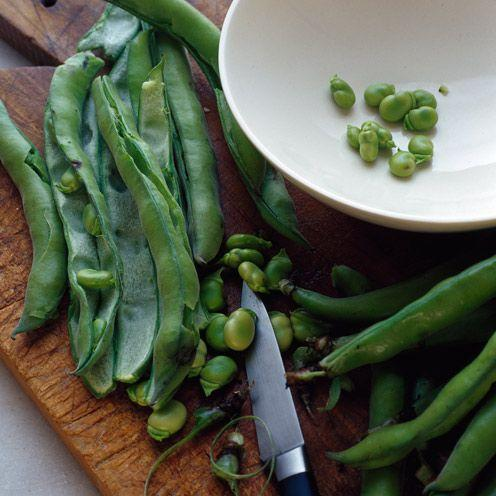 """<p>Broad beans from the pod have a super-fresh taste</p><p><strong>Recipe: <a href=""""https://www.goodhousekeeping.com/uk/food/recipes/a536336/warm-broad-bean-and-feta-salad/"""" rel=""""nofollow noopener"""" target=""""_blank"""" data-ylk=""""slk:Warm broad bean and feta salad"""" class=""""link rapid-noclick-resp"""">Warm broad bean and feta salad</a></strong></p>"""