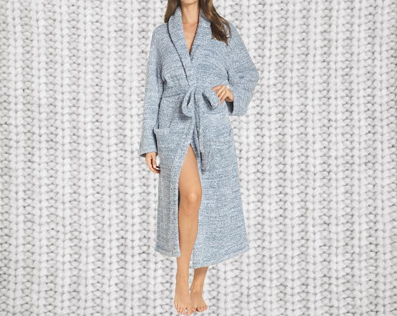 Fair warning: If you curl up in this robe, you're unlikely to ever take it off. (Photo: Nordstrom)