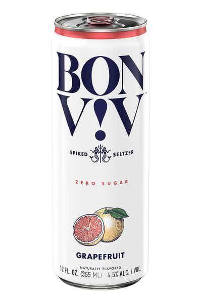 """<p><strong>Bon & Viv</strong></p><p>drizly.com</p><p><strong>$14.59</strong></p><p><a href=""""https://go.redirectingat.com?id=74968X1596630&url=https%3A%2F%2Fdrizly.com%2Fbeer%2Fspecialty-beer-alternatives%2Fhard-seltzer%2Fbon-vv-spiked-seltzer-grapefruit%2Fp17805&sref=https%3A%2F%2Fwww.delish.com%2Fkitchen-tools%2Fcookware-reviews%2Fg33263238%2Fhard-seltzers%2F"""" rel=""""nofollow noopener"""" target=""""_blank"""" data-ylk=""""slk:BUY NOW"""" class=""""link rapid-noclick-resp"""">BUY NOW</a></p><p>The best way to describe this drink is La Croix's Pamplemousse doppelgänger—but with booze.</p>"""