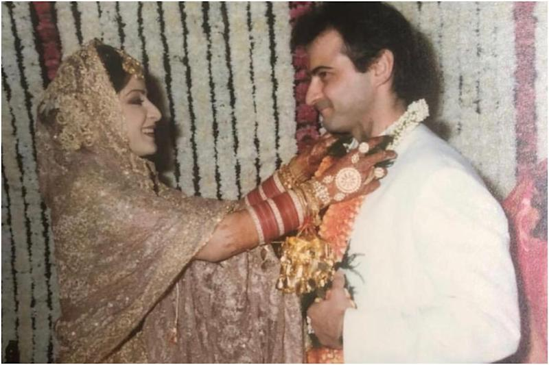 Sanjay Kapoor Shares Throwback Picture on His 21st Wedding Anniversary with Maheep