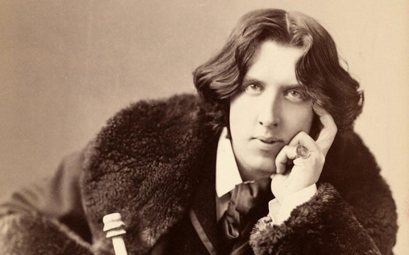 Oscar Wilde, the Irish wit and playwright, was convicted of gross indecency - Universal Images Group Editorial