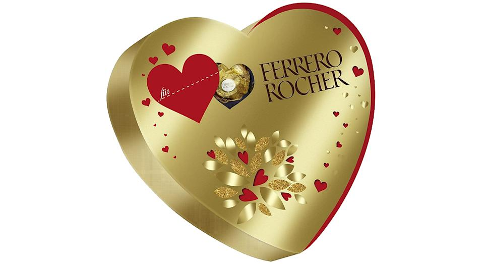 Ferrero Rocher T10 Heart Chocolate
