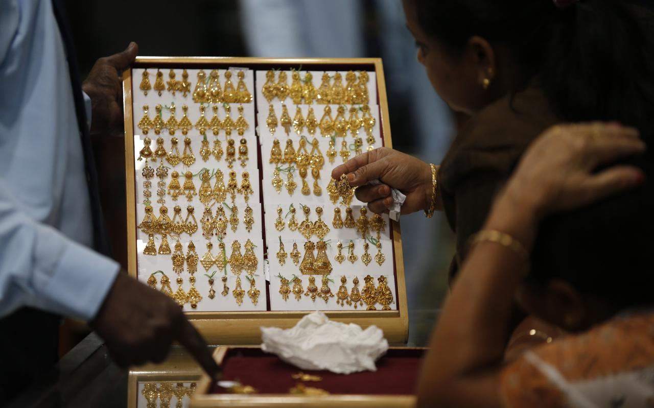 Buyers chase gold around the world