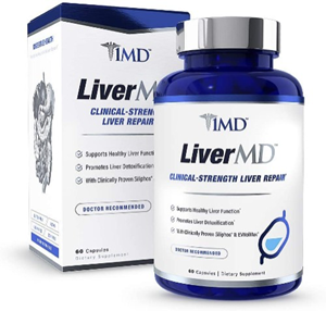 LiverMD® protects your liver from damaging free radicals, optimizes liver functions, supports new cells, and promotes respiratory and immune system function.