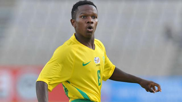The South African U20 Men's National team held their first training session on Thursday at Eldorado