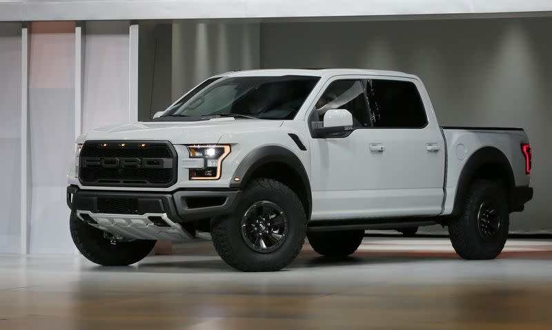 Ford Stockpiles Best Selling F 150 Trucks To Test New
