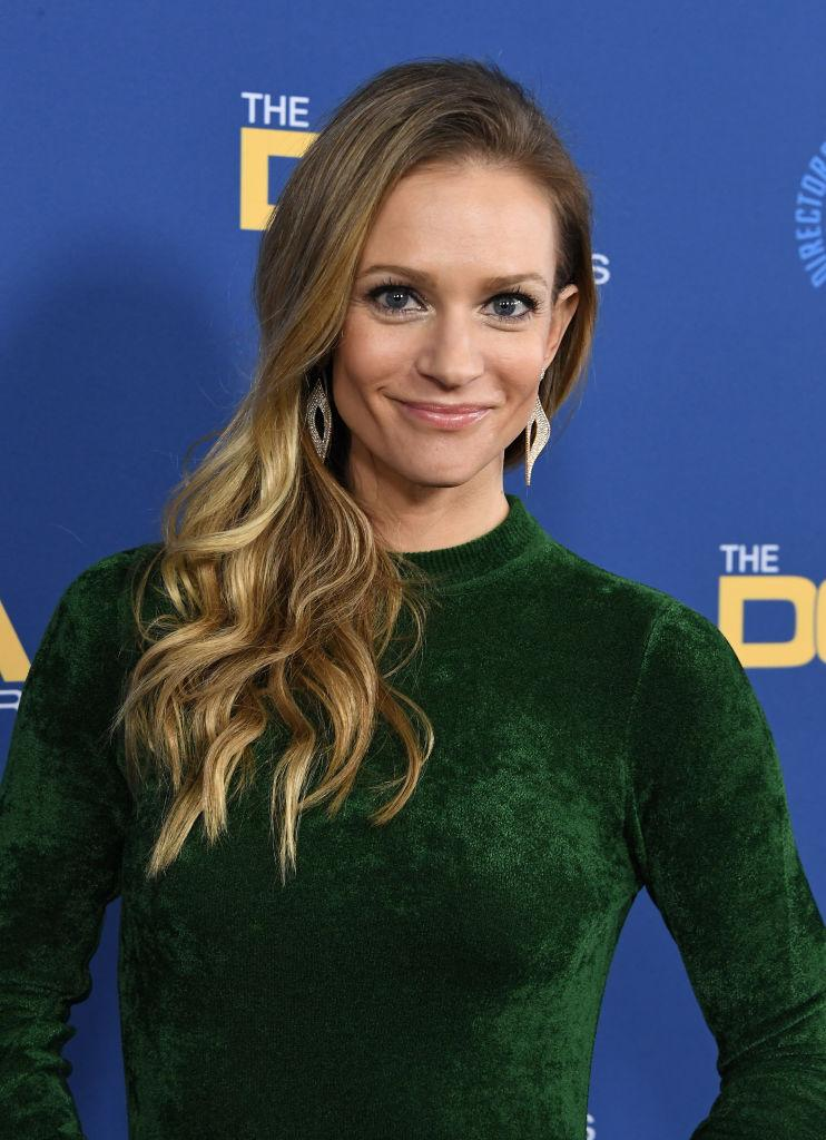 A J Cook Attends The Directors Guild Of America Awards On Feb 2 2019 In Hollywood Calif Photo Steve Granitz Wireimage