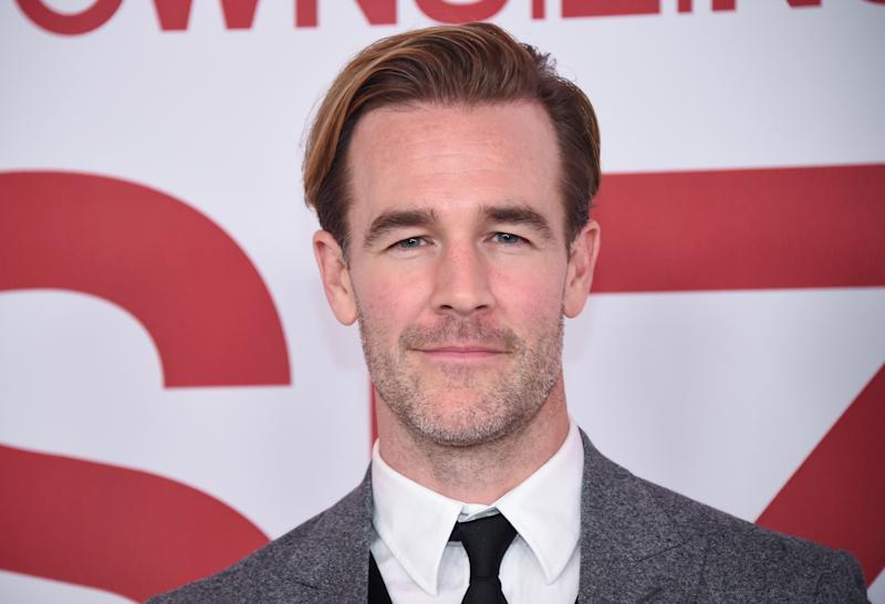 "James van der Beek ""Overflowing with deep gratitude"" His family lands in Texas after a big move."