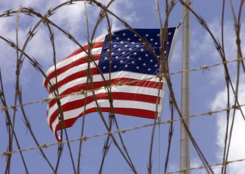 The Guantanamo Bay prison was opened in 2002 and some prisoners have been held at the detention facility for more than 10 years without trial (AFP Photo/Paul J. Richards)