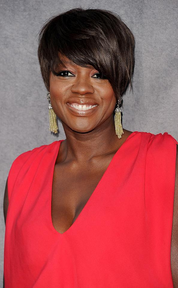 "Best Actress nominee Viola Davis, ""The Help""<br>   <br>   Q: What's the one thing that people would be shocked to know about you?<br>   <br>   A: That I'm very shy.<br><br>See the full list of nominees <a target=""_blank"" href=""http://bit.ly/wXLa5f"">here</a>!<br>Get the official Oscars app <a target=""_blank"" href=""http://bit.ly/yWncoc"">here</a>!"
