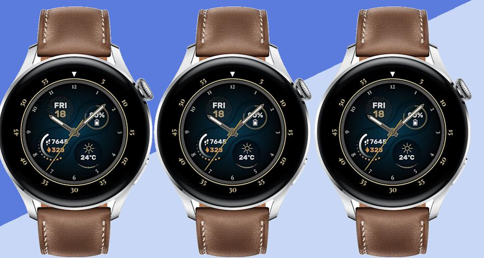 The Huawei Watch 3 is the smartwatch you've been waiting for - and there's a special offer on at Currys you won't want to miss. (Currys/ Yahoo UK)
