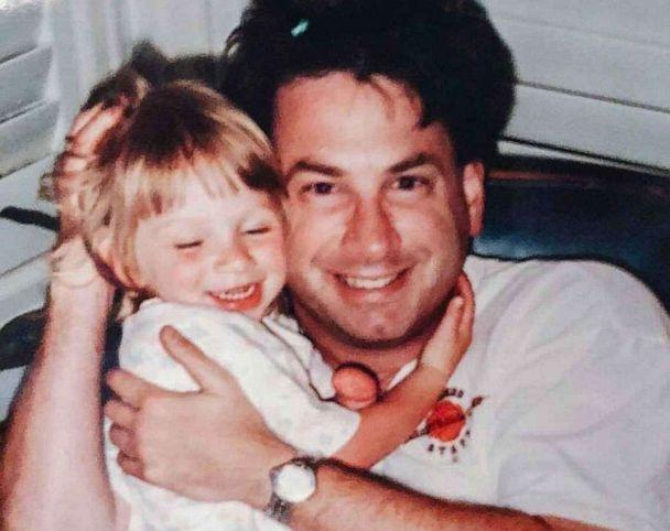 PHOTO: Sydney Mesher is pictured with her father, Page Mesher, in an undated handout photo. (Courtesy Mesher Family)