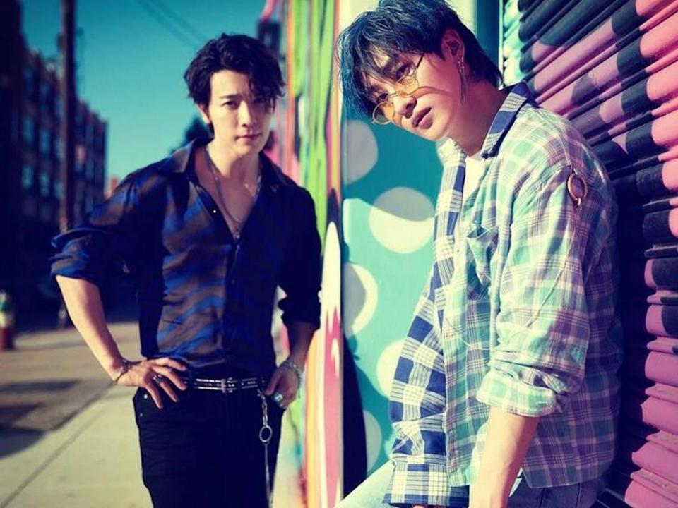 Donghae and Eunhyuk are meeting their Malaysian ELF this May.