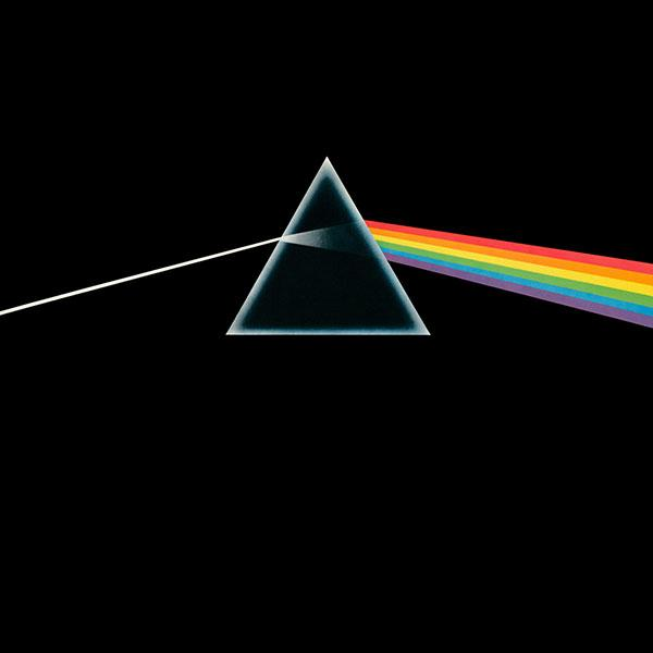 Pink Floyd:Dark Side of the Moon, Harvest / US Label Capitol Records (1973)