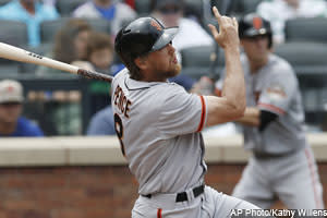Justin Upton or Hunter Pence? Two Rotoworld writers take sides and debate