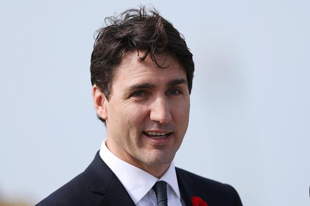 <p>No. 7: Justin Trudeau, Prime Minister of Canada<br>$253,123 (345,400 Canadian dollars)<br>(AFP) </p>