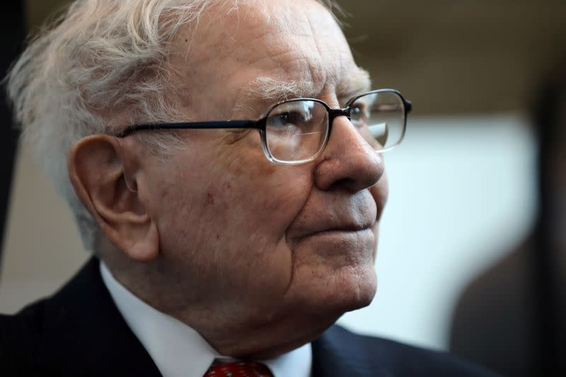 Buffett's Berkshire slashes Wells Fargo stake