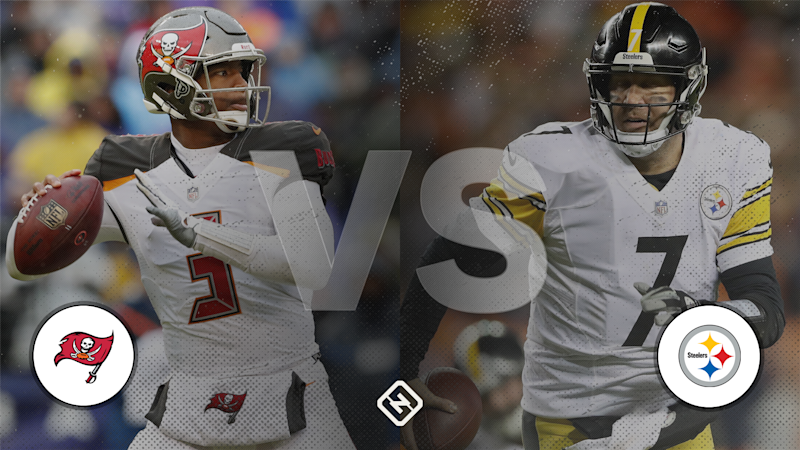 What channel is Buccaneers vs  Steelers on today? Time, TV