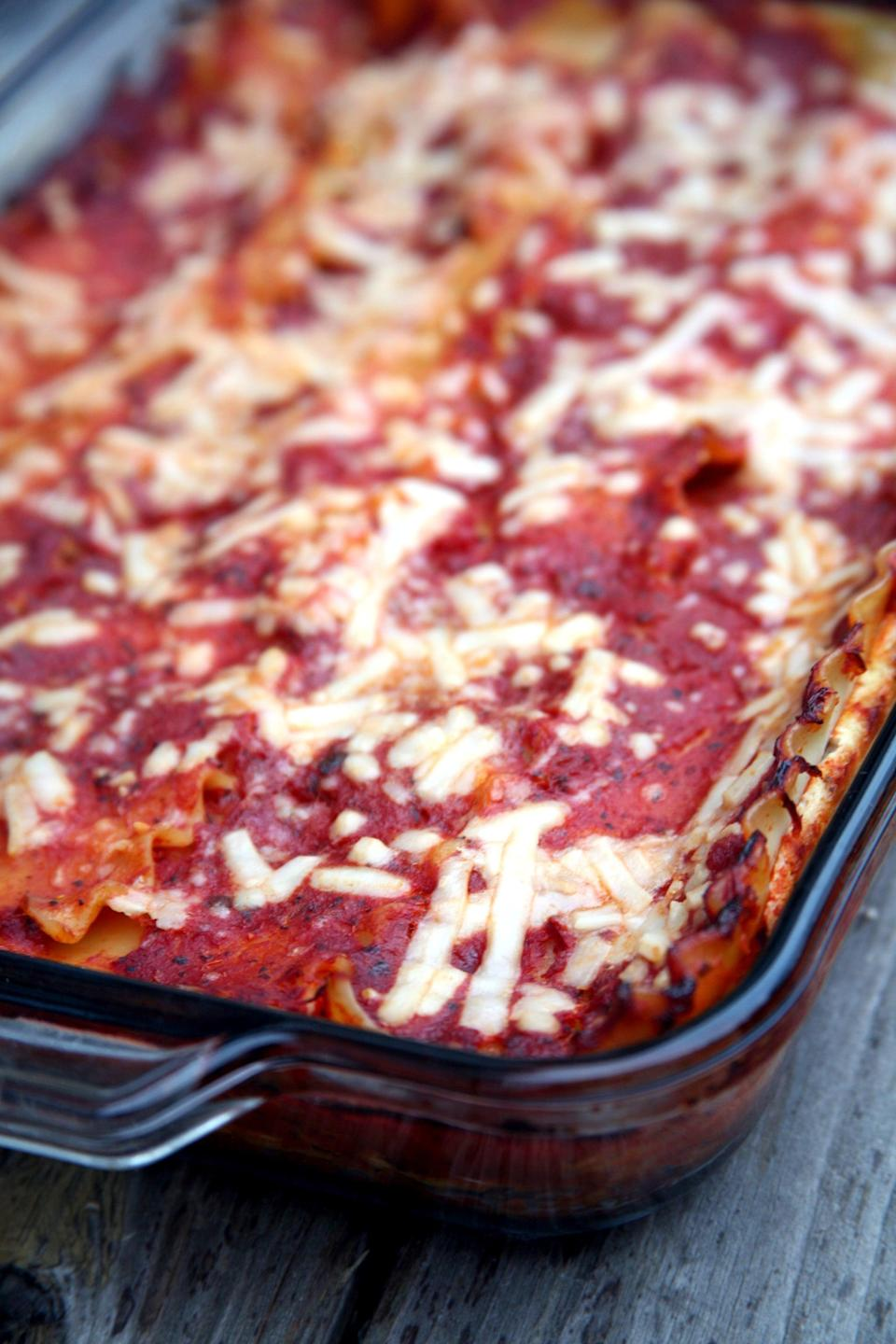 <p>Add Trader Joe's Mashed Sweet Potatoes to thicken sauces and add a little extra fiber.</p>