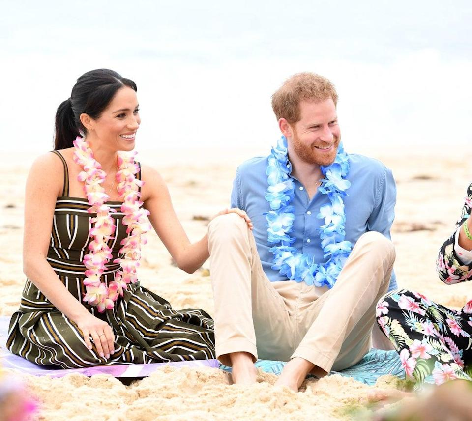 The Duke and Duchess of Sussex quit their royal duties for a life in the US (Paul Edwards/PA) (PA Archive)