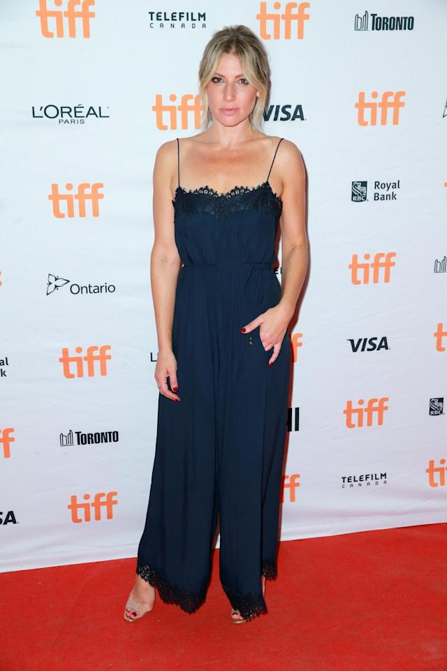 Ari Graynor attends <em>The Disaster Artist</em> premiere at the 2017 Toronto International Film Festival. (Photo by Rich Fury/Getty Images)