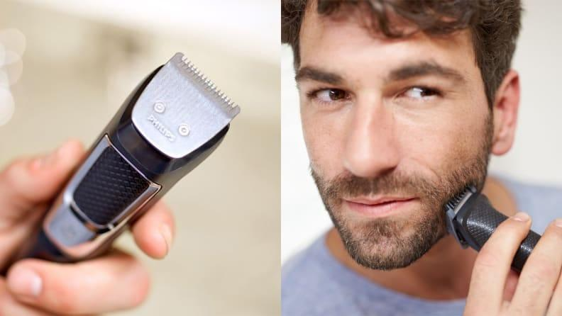 Best gifts under $30: Philips Norelco MG370 multigroom all-in-one series 3000 beard trimmer