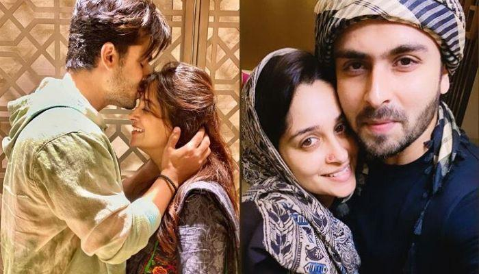Shoaib Ibrahim And Dipika Kakar's Look Of Love Is All About Allah's Mercy And We Are All Hearts
