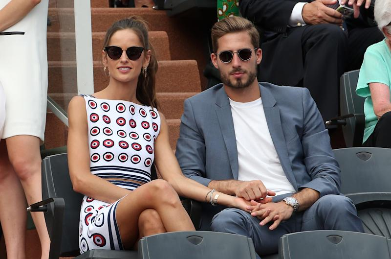 In true contrast to Goulding and Jopling's newspaper announcement, the former Victoria's Secret Angel Izabel Goulart let her millions of followers know that she'd gotten engaged to the soccer player Kevin Trapp via a Coldplay-soundtracked video.
