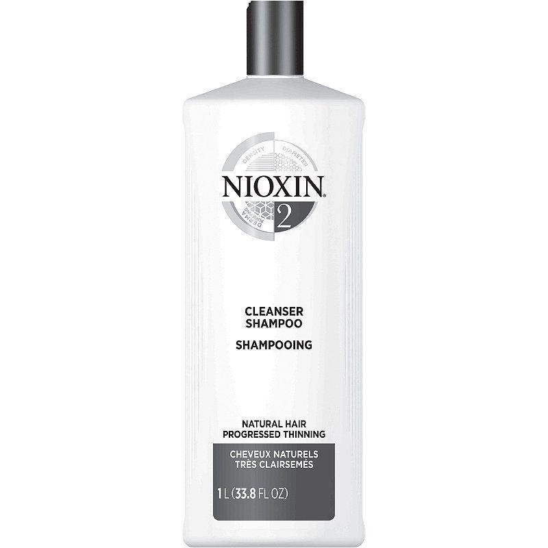 """<p><strong>Nioxin</strong></p><p>amazon.com</p><p><strong>$42.00</strong></p><p><a href=""""https://www.amazon.com/dp/B005NOPU2G?tag=syn-yahoo-20&ascsubtag=%5Bartid%7C2164.g.32690409%5Bsrc%7Cyahoo-us"""" rel=""""nofollow noopener"""" target=""""_blank"""" data-ylk=""""slk:Shop Now"""" class=""""link rapid-noclick-resp"""">Shop Now</a></p><p>When it comes to thinning hair and hair loss, Nioxin is known as the gold standard, even if it is a bit pricy. """"Nioxin is a really good one that my clients have had good luck with with the past,"""" Southern says. </p>"""