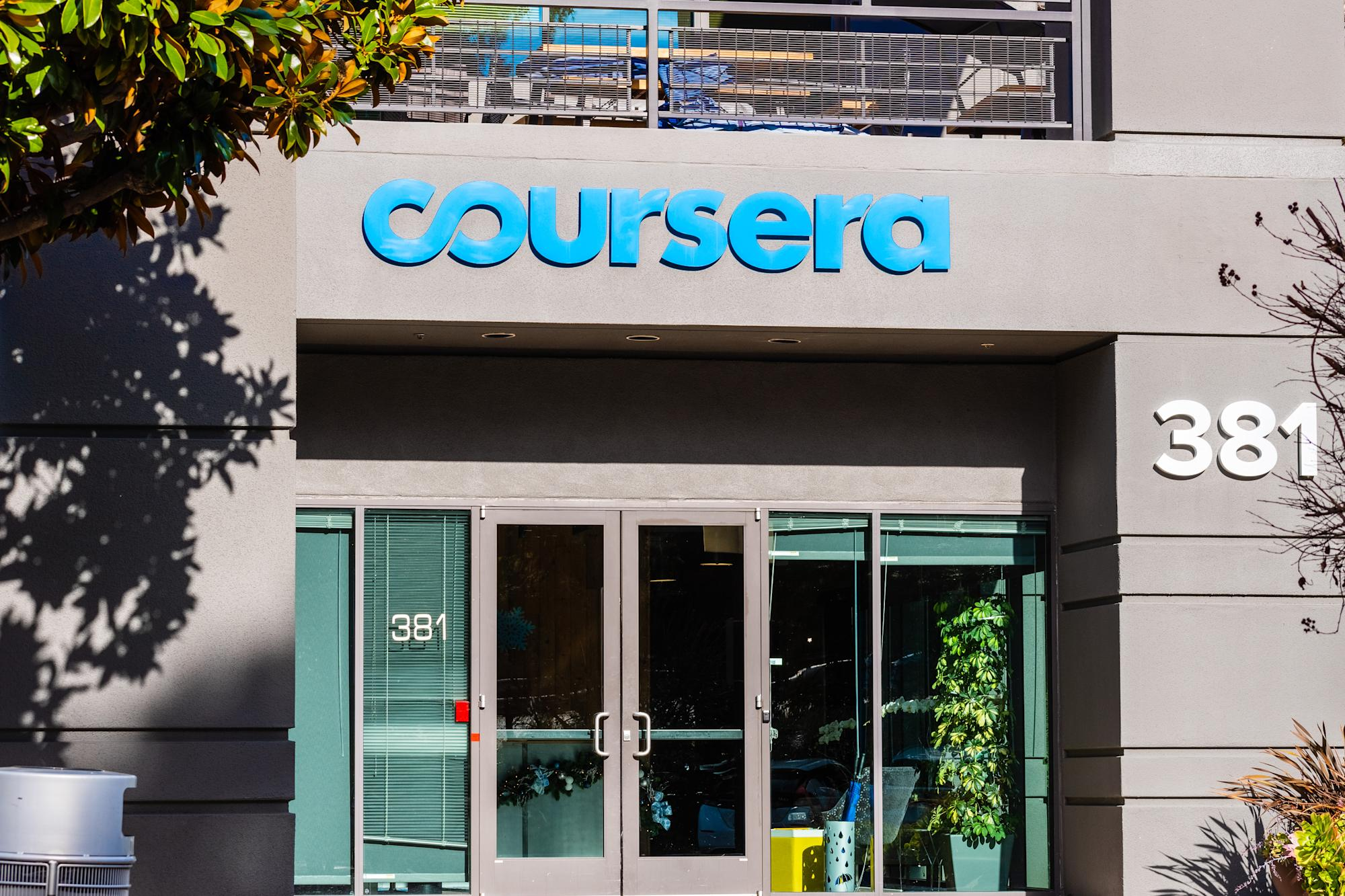 'The world will never be the same:' Coursera CEO on learning post pandemic