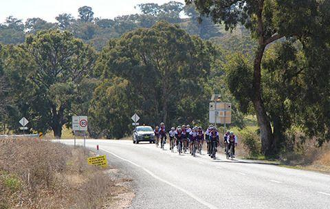The roads out here are quiet.Photo: Carer's Australia