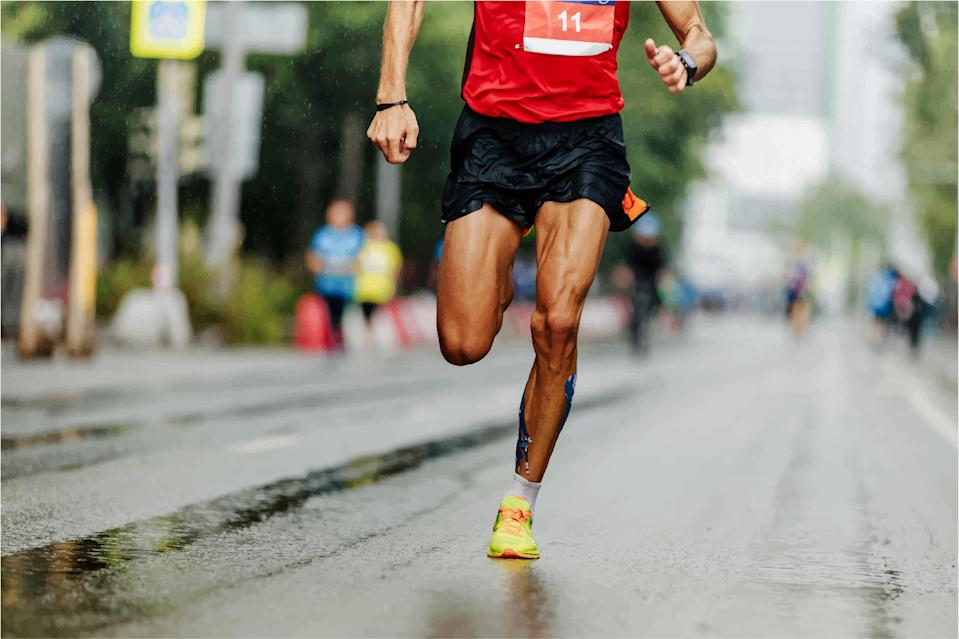 Training lowers blood pressure and boosts artery flexibility. [Photo: Getty]