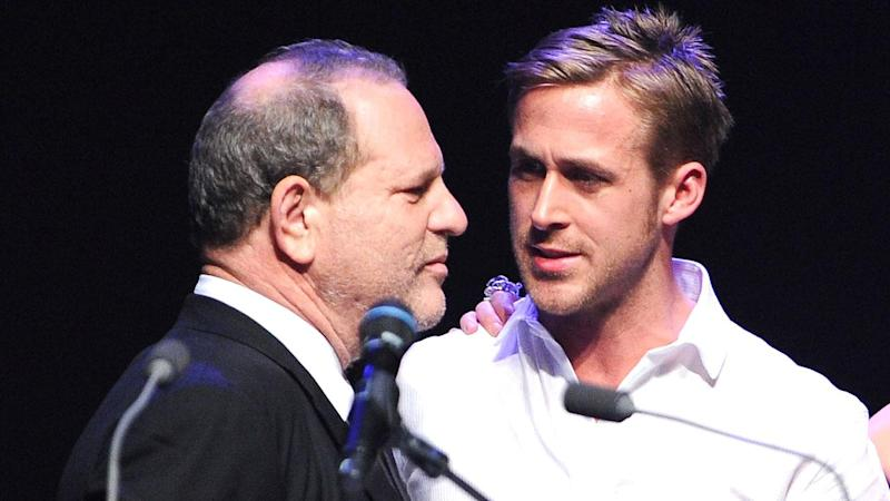 Ryan Gosling 'Deeply Disappointed' He Was 'So Oblivious' to Harvey Weinstein's Alleged Behavior Towards Women
