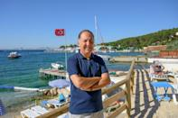"""Cem Gurdeniz is often described as the father of Turkey's controversial new maritime doctrine known as """"Blue Homeland"""""""