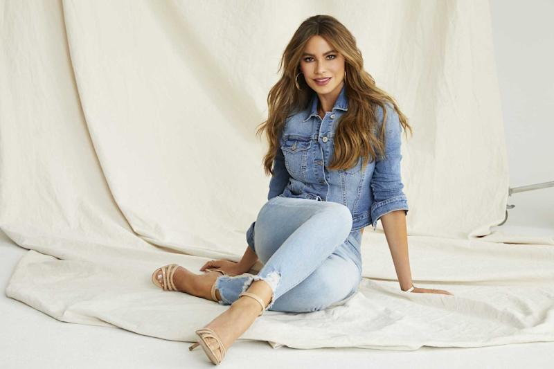 Sofia Vergara's Wildly Flattering Jeans Are Finally Back in Stock — but They're Already Selling Out Again