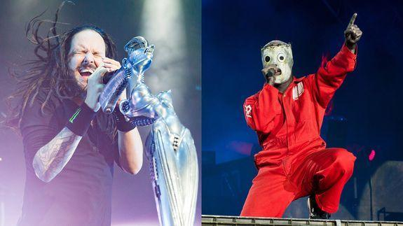 The new Korn song featuring Corey Taylor from Slipknot will rip your