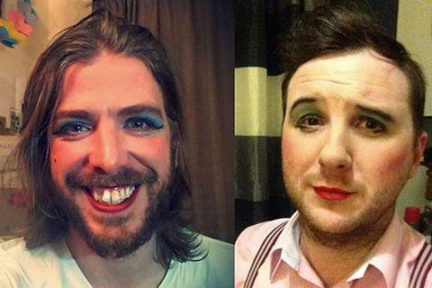 PHOTOS: The best and worst of the #nomakeupselfie