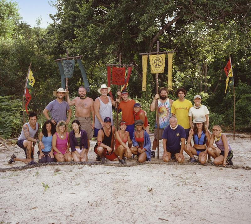 Survivor: All Stars cast, 2004 | CBS