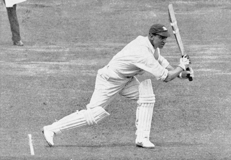 Wally Hammond, England (Photo by S&G/PA Images via Getty Images)