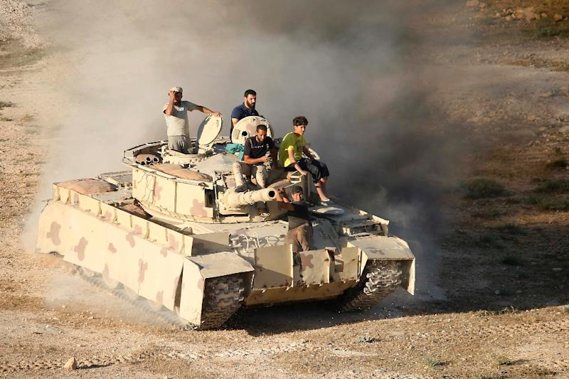 Syrian forces liberate two villages in Dara'a