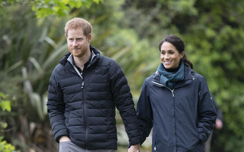 Meghan's guide to being a new mum in Windsor - 2018 Getty Images