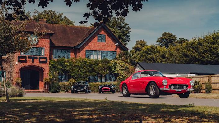GTO House in the United Kingdom. - Credit: Photo: Courtesy of GTO Engineering.